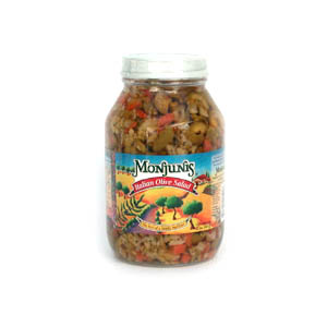 Monjunis Italian Olive Salad